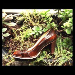 Cole Haan High Heel Loafer